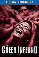 The Green Inferno [New Blu-ray] UV/HD Digital Copy, Digitally Mastered In Hd,