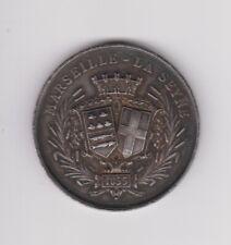 1855 Frankreich Marseille Medaille Schmieden und Werften des Mittelmeers