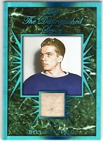 BILL BARILKO 2017-18 Leaf The Distinguished Series JERSEY Teal #1/4