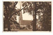 Postcard Epping Forest High Beech Church Essex UP      (A26)
