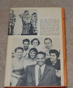 ORIGINAL FIRST INDIAN CONGRESSMAN SIKH HINDU DALIP SINGH SAUND BOOK SIGNED