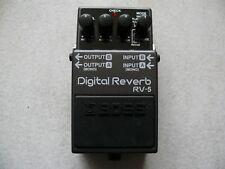Boss RV-5 Digital Reverb (Very good condition)
