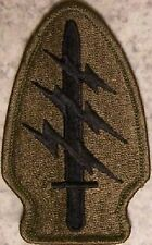 Embroidered Military Patch Vietnam Special Forces Arrow Head NEW muted
