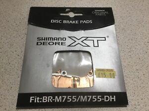Shimano BR-M755 (M03) Mountain Bike MTB Disc Brake Pads