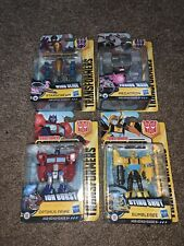 Transformers Cyberverse Scout Class Set