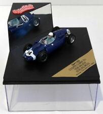 Voitures Formule 1 miniatures bleus Quartzo 1:43