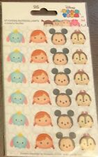 Disney Tsum Tsum Stickers 96 Stickers Free Shipping New