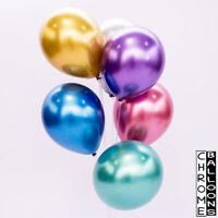 50 pcs Balloons for Balloon Arch Chrome Pearl Shine New Baloons Wedding Garland