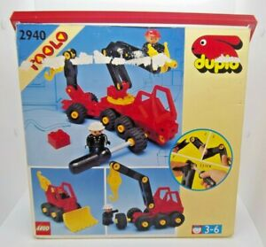 Lego Duplo Toolo 2940 Fire Truck Complete,  screwdriver &  instructions