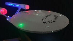 Effekt LED Beleuchtungsset  TOS USS Enterprise NCC 1701 1/600 Revell Modell
