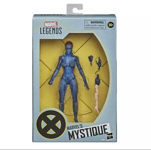 X-Men Movie Marvel Legends Mystique 6-Inch Action Figure In Stock New X-Men