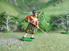 Painted Plastic 1751-1815 Toy Soldiers Vintage 1