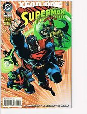 Superman The Man of Steel Annual # 4   NM-  9.2