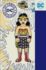 Wonder Woman-exclusivo coleccionista Collectors pin metal-DC Comics-novedad