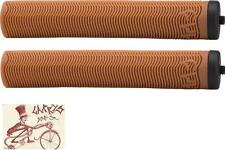 CULT BIKES RICANY GUM FLANGELESS BMX BICYCLE SCOOTER FIXED GRIPS