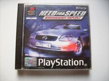 Need For Speed IV - Brennender Asphalt PS1 Playstation 1