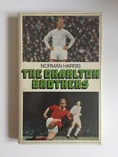 THE CHARLTON BROTHERS BOBBY & JACK AUTOBIOGRAPHY MAN UTD LEEDS BOOK 1971