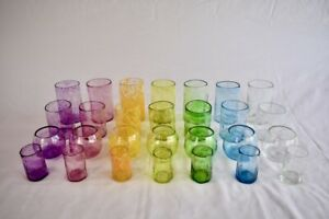 Handcrafted Drinking Glasses (Large)