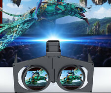 3D Vr Virtual Reality Video Glasses For Smartphone LG Huawei iPhone 6 Plus