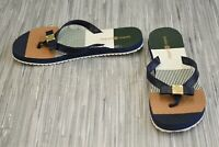 Lindsay Phillips Katie Flip Flop Sandal - Women's Size 6 - Navy