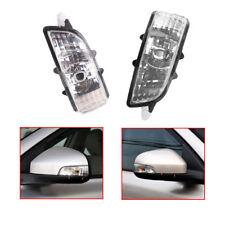 L+R Pair Side Door Mirror Turn Signal Indicator For Volvo S40 V50 C30 S60 V70