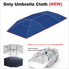 Universal Automatic Car Umbrella Tent Remote Control Waterproof Cover Anti UV GR