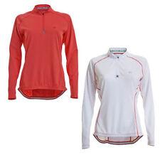 Abbigliamento rosa in maglia per ciclismo Taglia 40