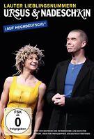 URSUS & NADESCHKIN - LAUTER LIEBLINGSNUMMERN  DVD Neuf