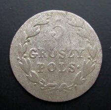 Poland 5 Groszy 1819 IB Silver Coin S3