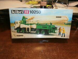 KIBRI HO SCALE ITEM #10250 KIT-SCHWING CONCRETE PUMPER