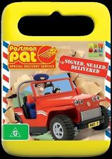NEW Postman Pat Special Delivery Service - Signed, Sealed, Delivered