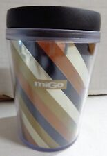 Migo By Aladdin Travel Tumbler Mug Cup 8 oz 2006