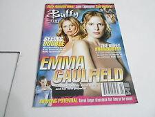 #17 FEB/MARCH 2005 BUFFY THE VAMPIRE SLAYER tv show magazine (COVER B)
