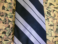 17th / 21st Lancers (Stripe) Regimental (Stripe) Tie