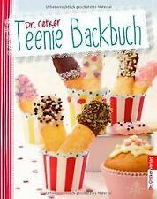 Teenie Backbuch von Dr. Oetker   Buch   Zustand sehr gut