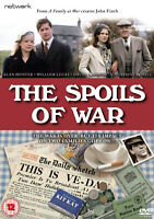 THE SPOILS OF WAR COMPLETE SEASON 1-3 DVD Alan Hunter Avis Bunnage UK Rel R2 New