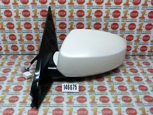 2004 2005 NISSAN MAXIMA DRIVER LEFT SIDE VIEW POWER FOLDING DOOR MIRROR OEM