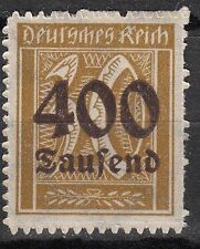 TIMBRE ALLEMAGNE  NEUF N° 287  **
