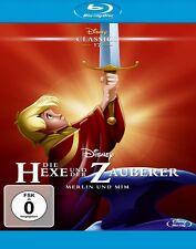 Die Hexe und der Zauberer - Disney Classics 17                   | Blu-ray | 077