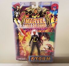 TOY BIZ MARVEL HALL OF FAME STORM OFFICIAL MARVEL UNIVERSE TRADING CARD