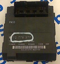 SAAB 9-3 93 Fuse Relay Electronic Body Control Module BCM Unit ECU 12778377 --07