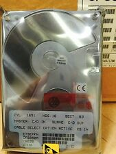 "*New* Conner (CFS850A) 850MB, 3.5"" IDE Internal Hard Drive"