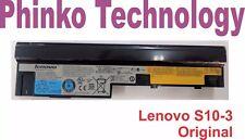 New Original Battery for Lenovo Thinkpad IdeaPad S10-3 Black 6-cell