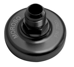 MOROSO Oil Filter Block-Off Plate P/N - 23820