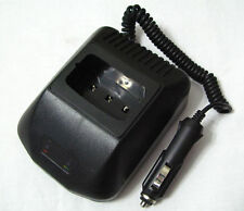 In Car Battery Charger Base for Motorola GP68 VHF UHF Radio 12V