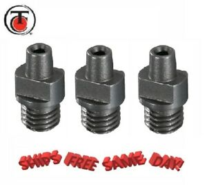 Thompson Center Standard #11 Replacement Nipple 3 PACK, 1/4x28 Threads  51167070