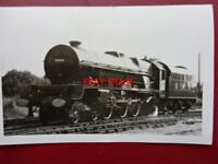 PHOTO  LMS PRINCESS ROYAL CLASS LOCO NO (4) 6201 PRICESS ELIZABETH