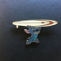 DLR - Stitch Sundays - Stitch Carrying a Surfboard Disney Pin 24044