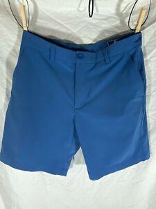 Vineyard Vines Performance Breaker Shorts Mens Sz 32 Blue Casual Golf