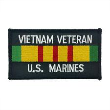 Vietnam Veteran US Marines Military Patch IRON ON PATCH